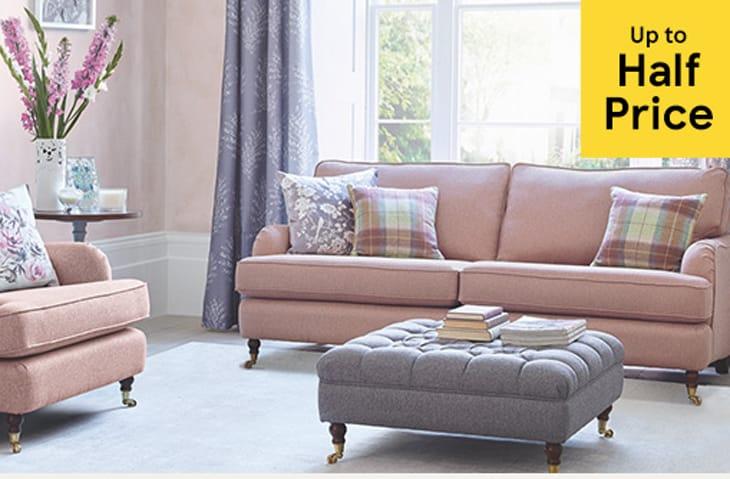 Half Price Furniture In Tescos Indoor Sale Money Saver Online
