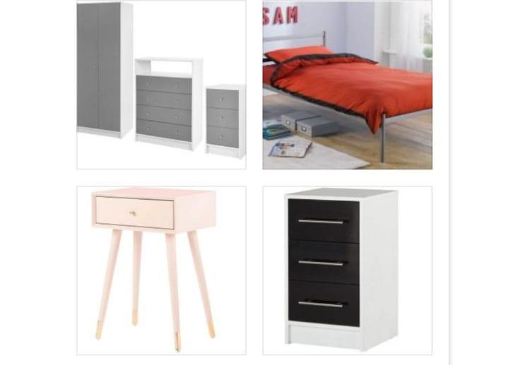 Half Price Bedroom Furniture Sale At Tesco Money Saver Online Mesmerizing Tesco Bedroom Furniture