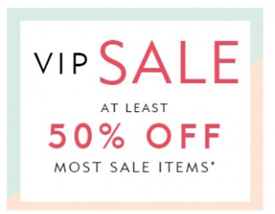 34a21abf4ae When and where is the next VIP summer sale for 2018 – Once it starts