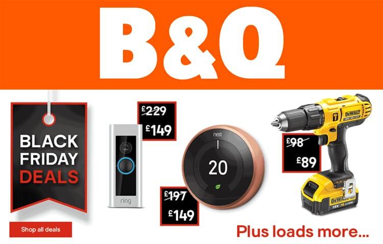 B Q Deals Sales For November 2020