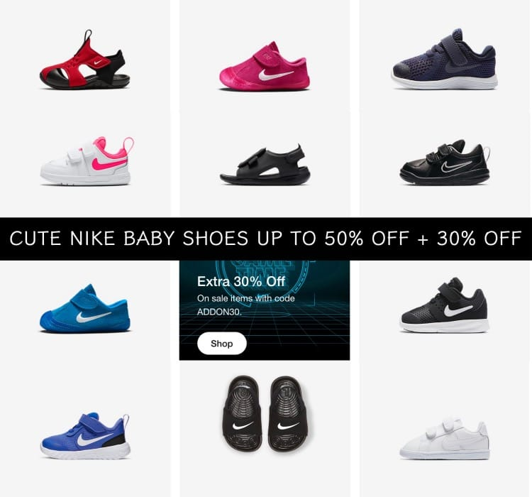 Nike Baby boy shoes sale Up to 50