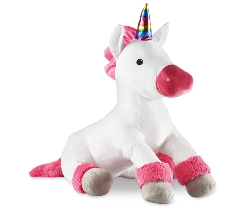 Giant Unicorn Plush Toy At Aldi Reduced To 599 Money